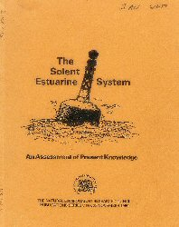Publication - The Solent Estuarine System