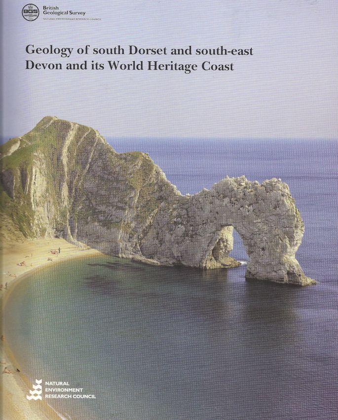The cover of the 2011 South Dorset Memoir of the British Geological Survey
