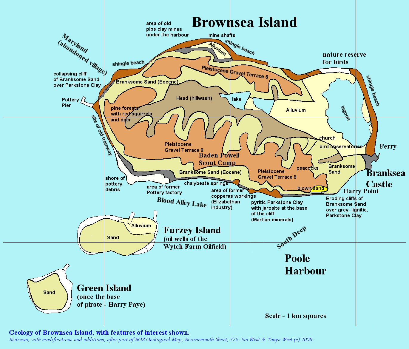 geological observation of kabaena island The geological mapping on kabaena island were conducted to identify the characterization of each formation (simandjuntak et al, 1993) from outcrop locations this research conducted from early until late march 2016.