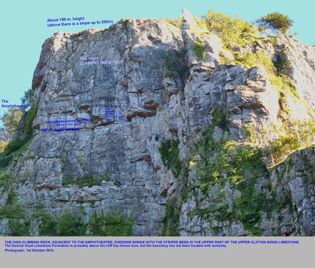 Cheddar Gorge, Mendip Hills, Somerset