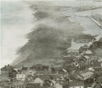 Storm on Chesil Beach, 1976