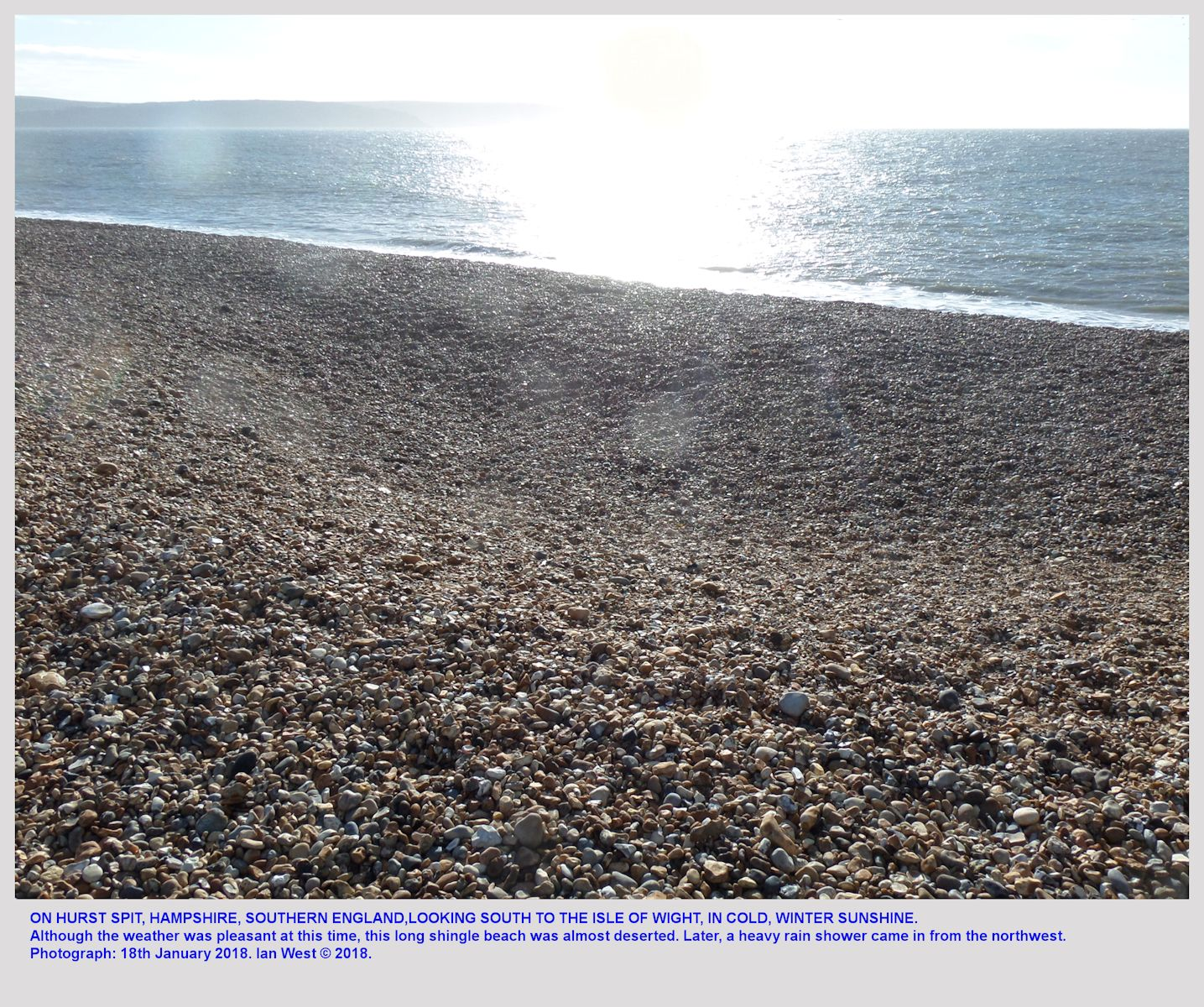 Hurst Spit and Milford-on-Sea - Geology and Geomorphology