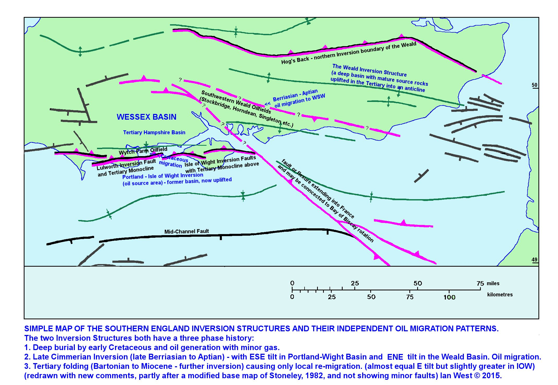 Petroleum Geology of the Western Weald and South Downs - Shale Oil ...
