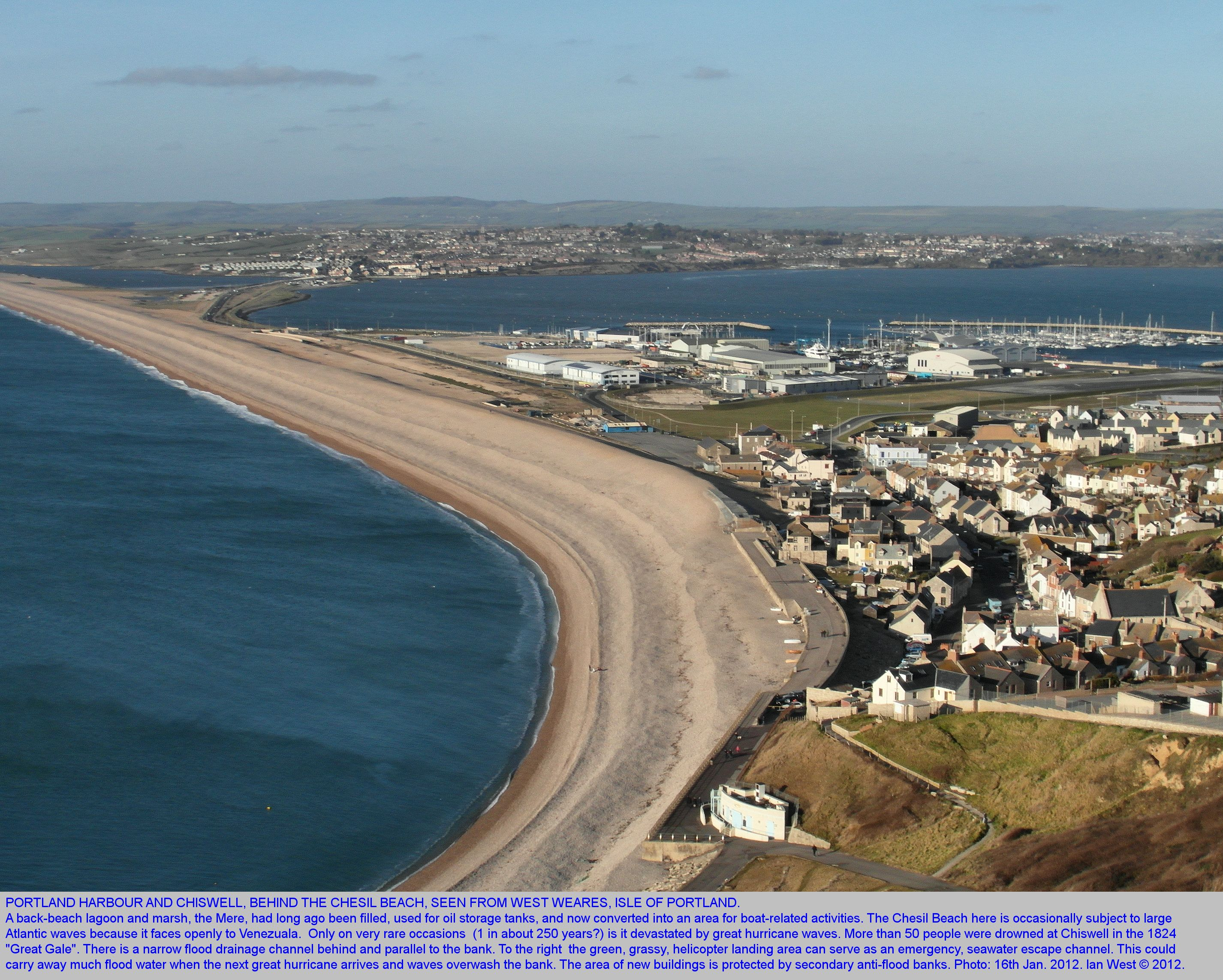 Chesil Beach Dorset Geological Guide Introduction By
