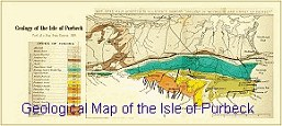 Map - Geology of the Isle of Purbeck