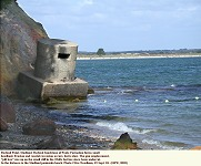 Redend Point with collapsed pill box