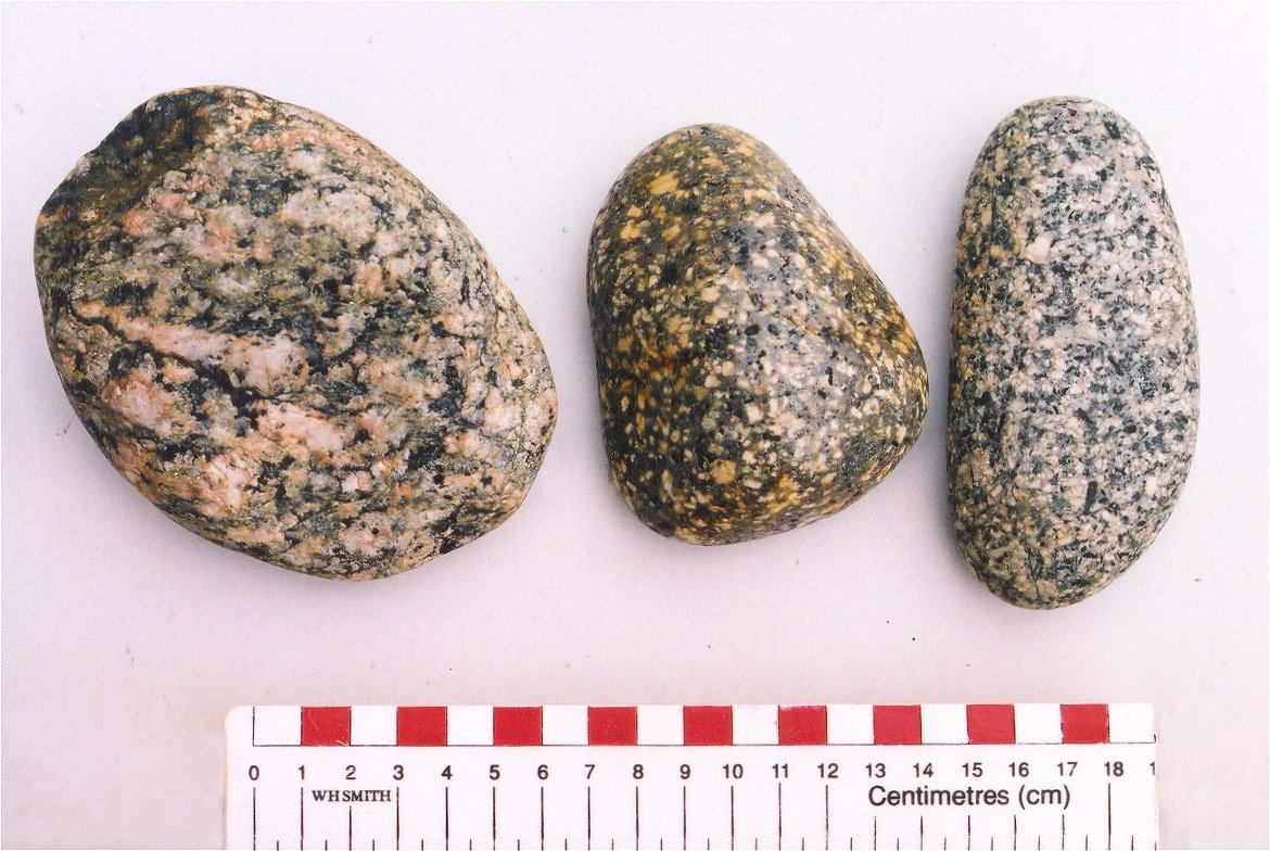 Chesil Beach Pebbles Dorset Geology Field Guide