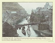 Staithes in about 1900