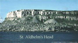St. Aldhelm's Head - main promontory