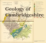 Geological map of Cambridgeshire