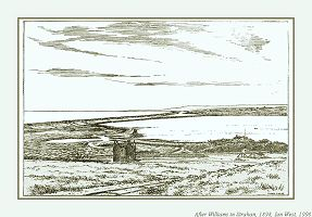Old view of Chesil Beach