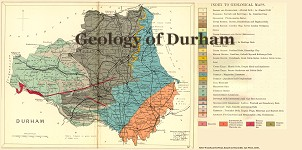 Durham Geology Map