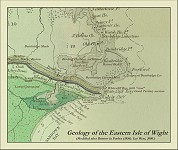 Geology of the eastern I.O.W