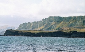 Gad Cliff from Kimmeridge Bay