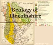 Geological map of Lincolnshire