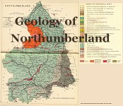Northumberland Geology Map