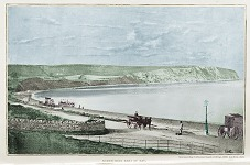 Swanage Bay in 1890
