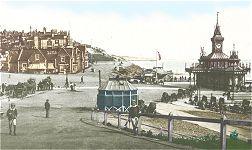 Bournemouth Pier Approach in 1899