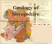 Shropshire Geological Map