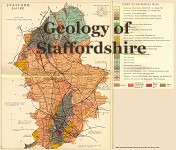 Staffordshire Geological Map