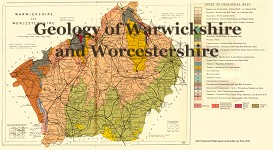 Warwickshire Geological Map
