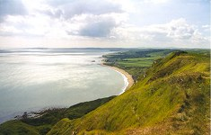 Ringstead Bay from White Nothe